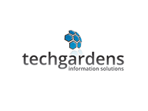 Techgardens logo
