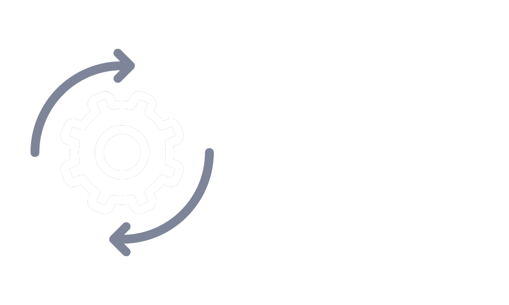 power of automation icon