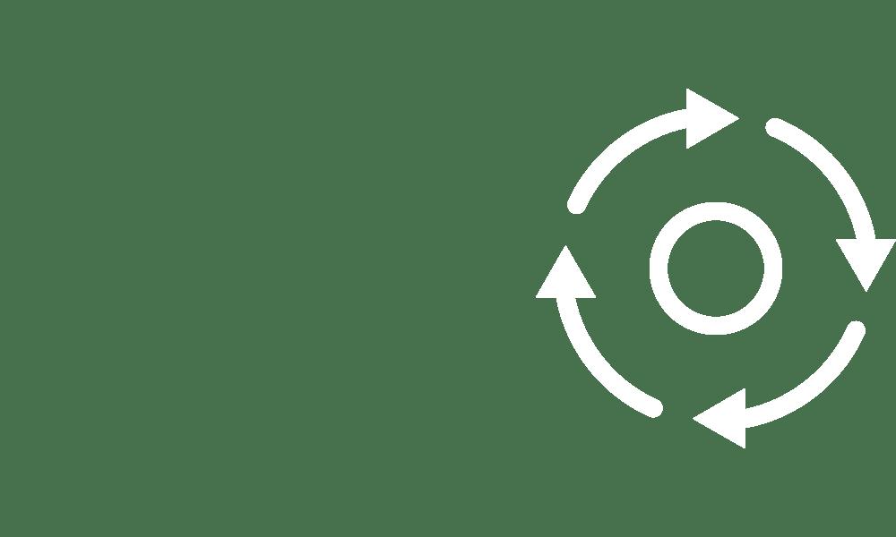 Abstract image of a circle