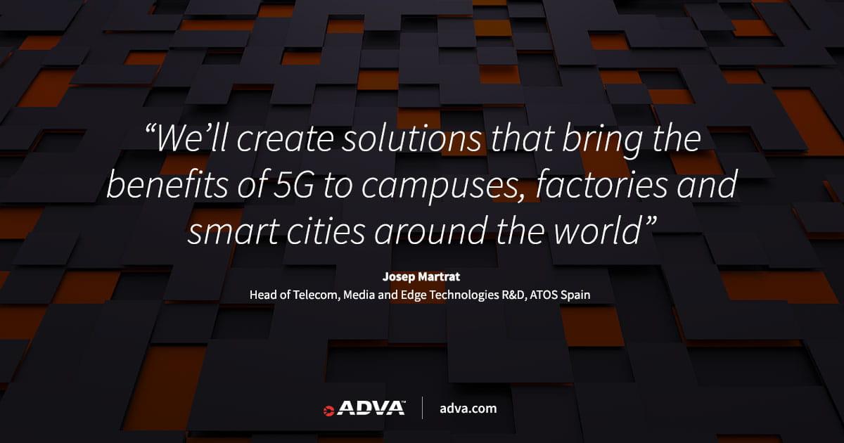 ADVA schließt sich Affordable5G-Initiative für Aufbau leistungsfähiger und kostengünstiger Mobilfunknetze an