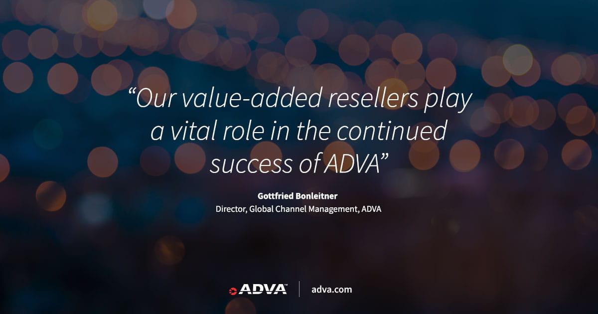 ADVA gibt die Gewinner der Partner-Awards 2020 bekannt