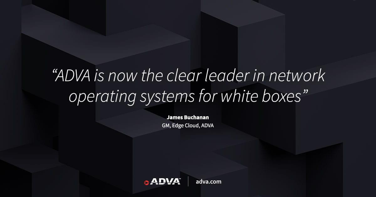 ADVA erweitert sein Ensemble Harmony Ecosystem um disaggregierte Datennetze
