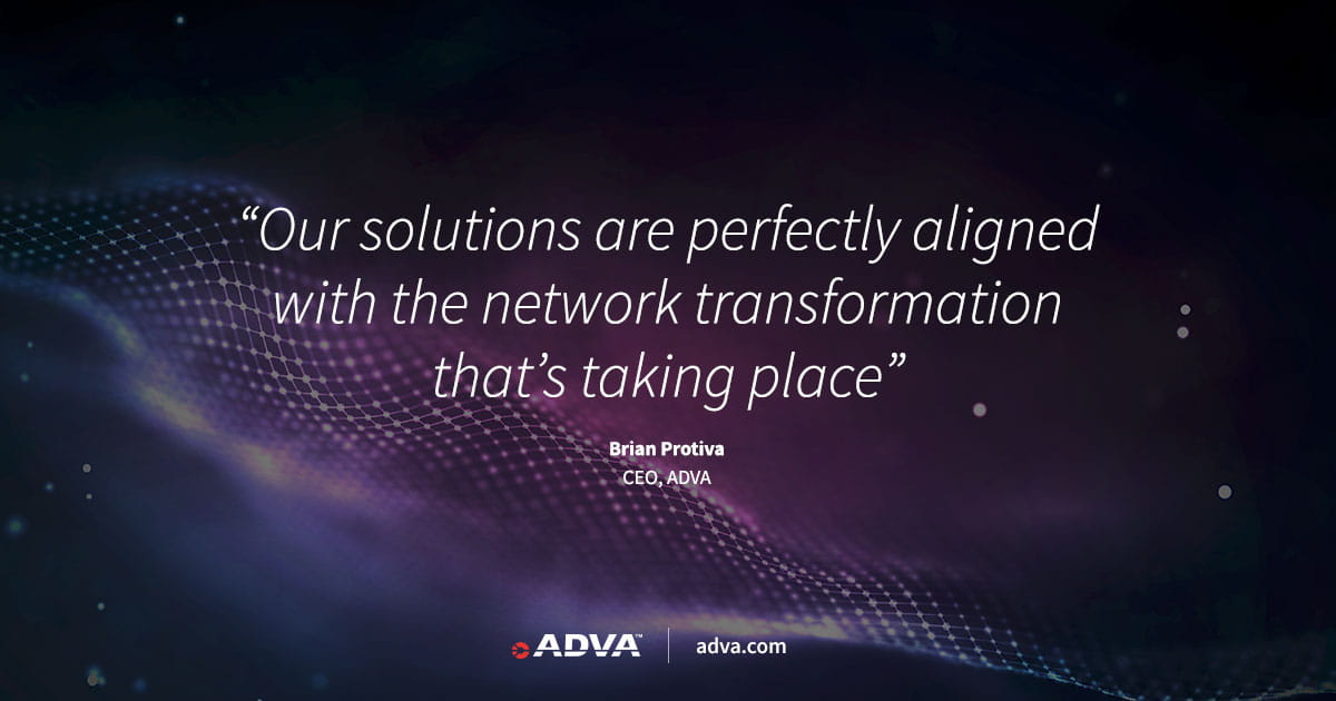 ADVA announces record Q4 2020 results and reports full year 2020 figures