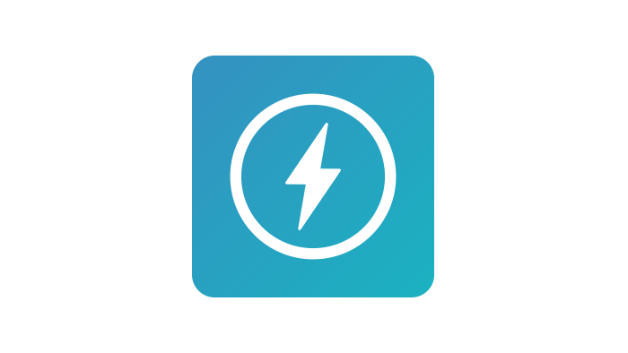 Lightening bolt icon