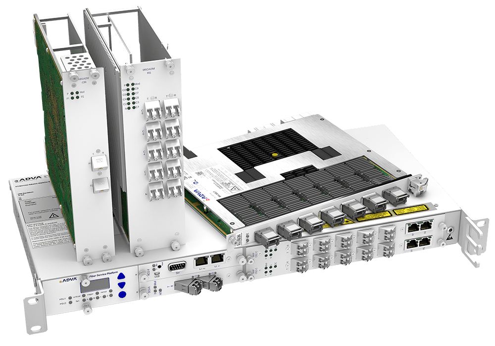 Network infrastructure OLS