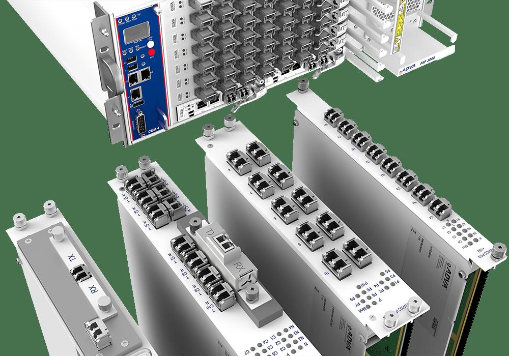 OTN infrastructure