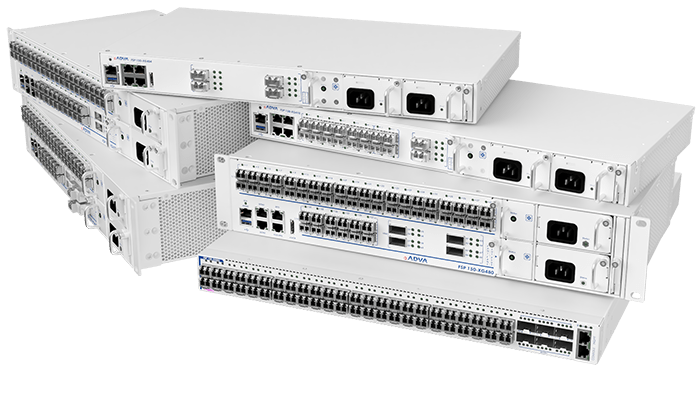 FSP 150 metro aggregation solutions