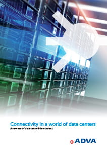 Connectivity in a world of data centres