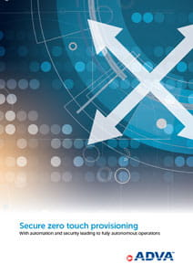 Secure zero touch provisioning front cover