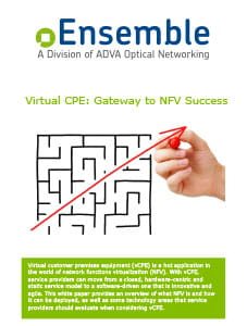 Virtual CPE application brochure cover