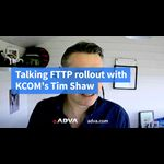 Talking FTTP rollout with KCOM's Tim Shaw