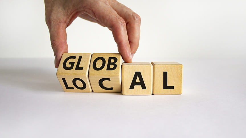 Moving from hyperscale to hyper-localized